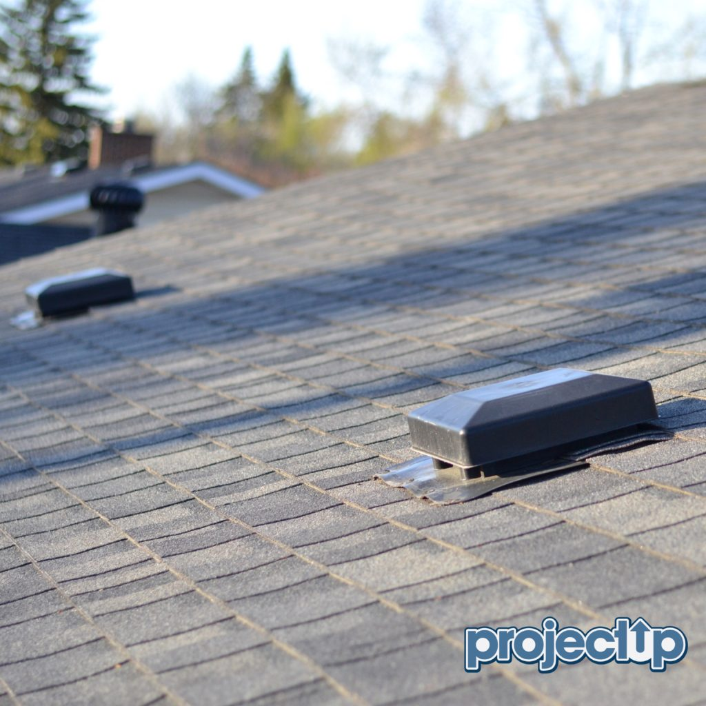 Project UP - Roofing